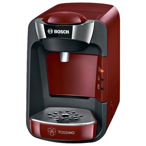 Кофемашина Bosch TASSIMO SUNY TAS 3202/3203/3204/3205 красный