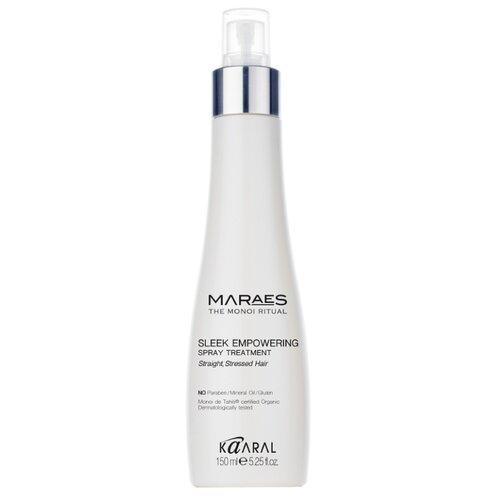 Купить Kaaral Maraes Восстанавливающий несмываемый спрей для прямых поврежденных волос, 150 мл
