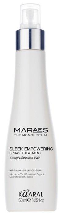 Купить Kaaral Maraes Восстанавливающий несмываемый спрей для прямых поврежденных волос, 150 мл по низкой цене с доставкой из Яндекс.Маркета