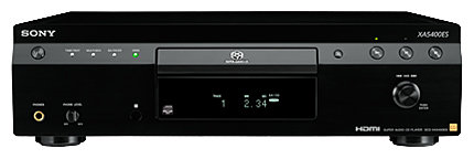 Sony SCD-XA5400ES