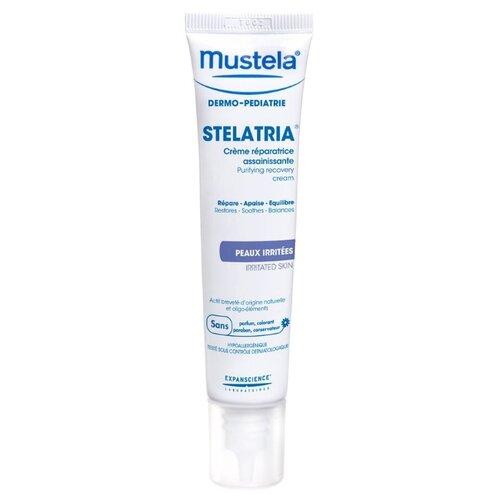 Mustela Крем-эмульсия восстанавливающая STELATRIA, 40 мл mustela цена в россии