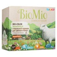 BioMio - Стиральный порошок для цветного белья, 1500 мл