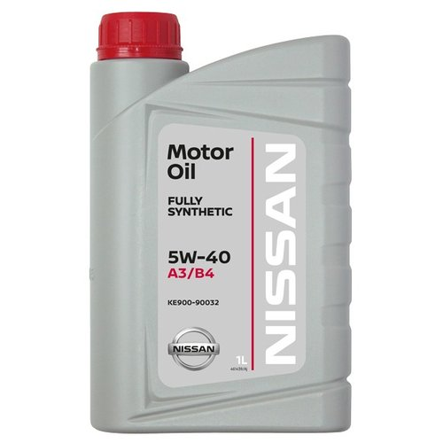 цена на Моторное масло Nissan 5W-40 FS A3/B4 1 л