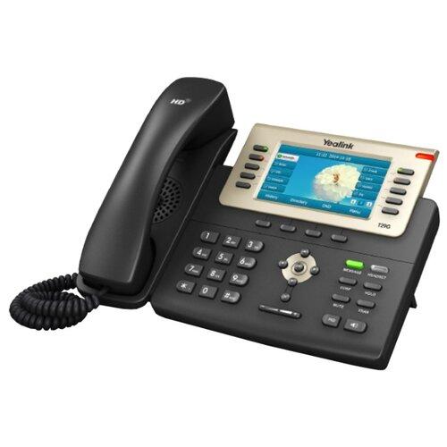 VoIP-телефон Yealink SIP-T29G sip телефон yealink sip t40p
