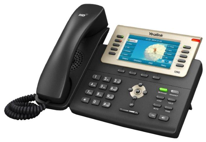 VoIP-телефон Yealink SIP-T29G (SIP-T29G)