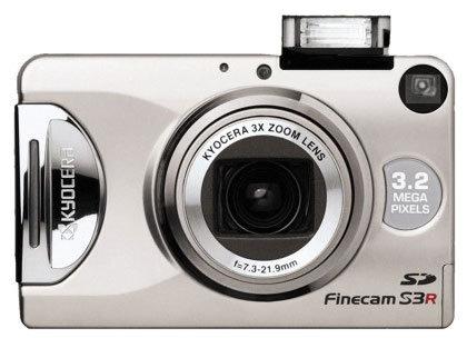 Фотоаппарат KYOCERA Finecam S3R
