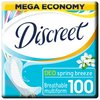 Discreet прокладки ежедневные Deo Spring Breeze Multiform