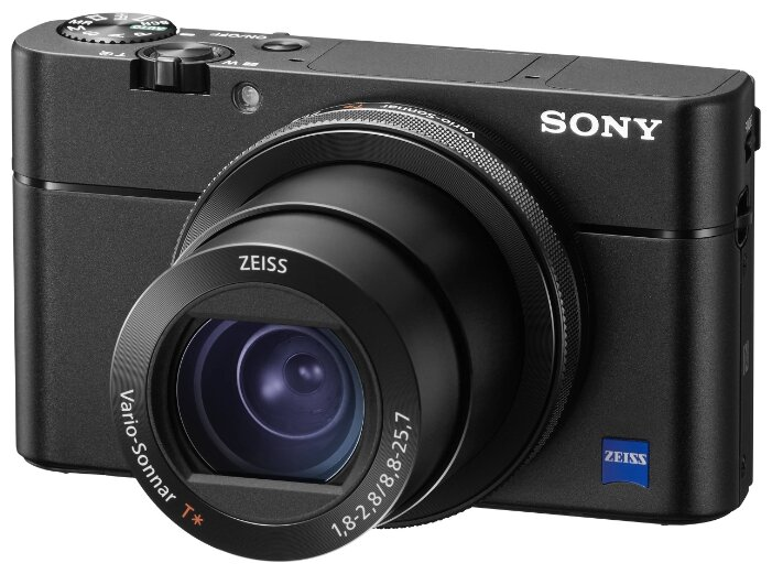 Sony Компактный фотоаппарат Sony Cyber-shot DSC-RX100M5