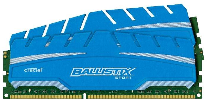Ballistix BLS2C8G3D18ADS3CEU