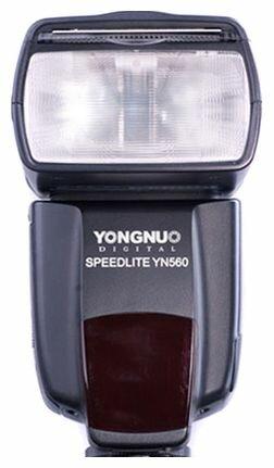 YongNuo Вспышка YongNuo YN-560 Speedlite