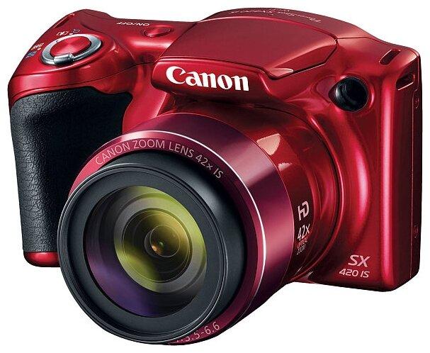 Canon Компактный фотоаппарат Canon PowerShot SX420 IS