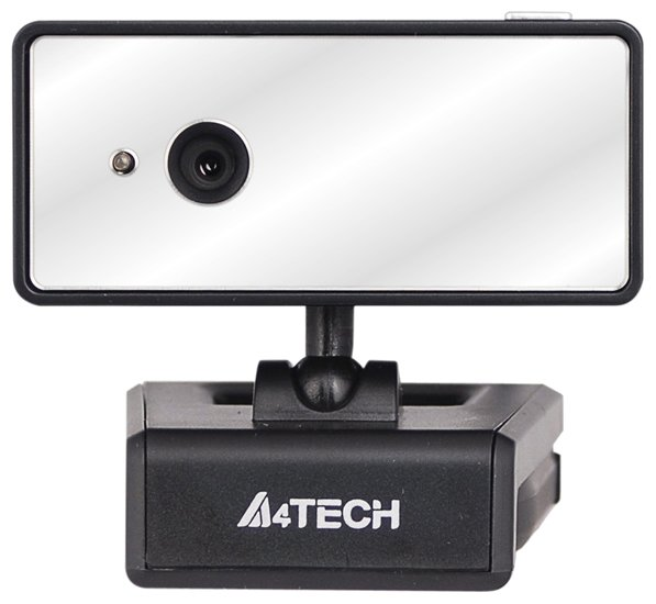 Веб-камера A4Tech PK-760E черный