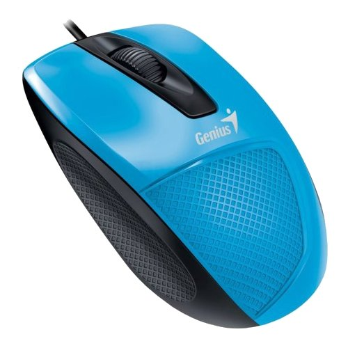 цена Мышь Genius DX-150X Blue USB онлайн в 2017 году