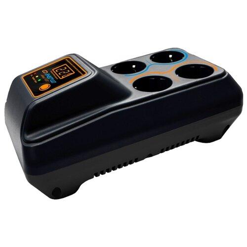 Стабилизатор напряжения однофазный Энергия Люкс 1000 стабилизатор напряжения exegate ad 1000