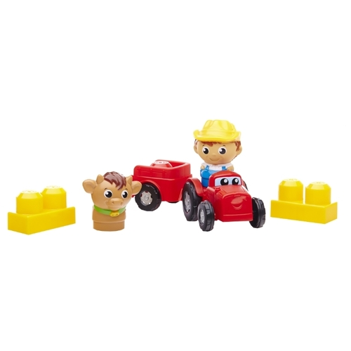 Конструктор Mega Bloks First Builders 81232 Друзья