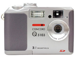 Фотоаппарат Concord Eye-Q 3103