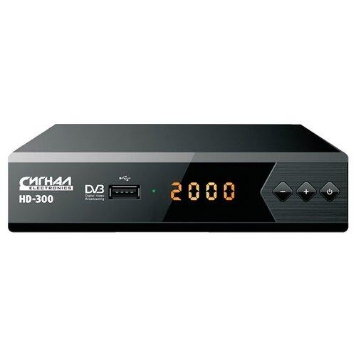 цена на TV-тюнер СИГНАЛ ELECTRONICS HD-300
