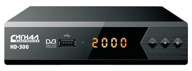 Купить TV-тюнер СИГНАЛ ELECTRONICS HD-300 по низкой цене с доставкой из Яндекс.Маркета
