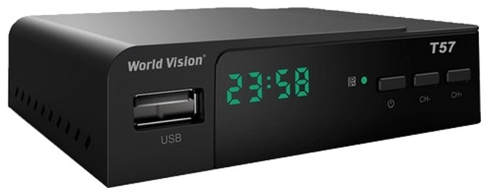 World Vision TV-тюнер World Vision T57