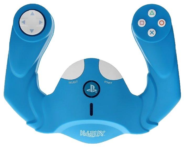 Kidz Play Руль Kidz Play Wireless Wheel for PS3