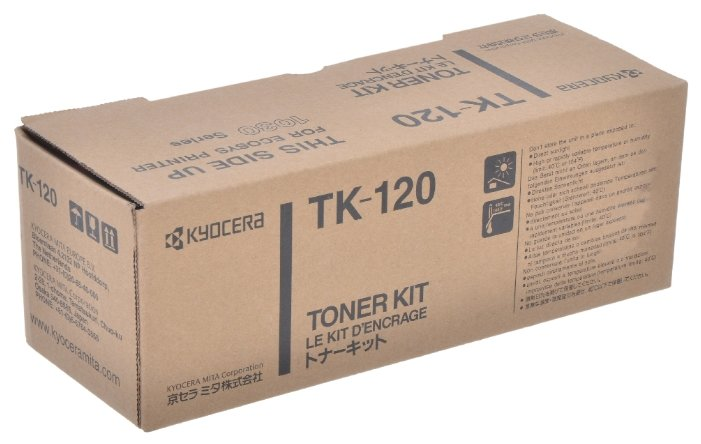 Картридж KYOCERA TK-120 — цены на Яндекс.Маркете