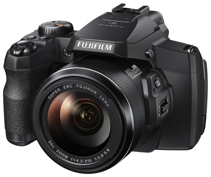 Компактный фотоаппарат Fujifilm FinePix S1