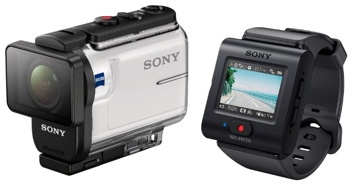 Sony HDR-AS300R White