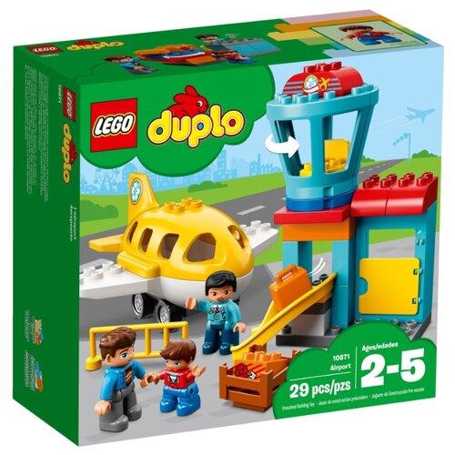 Фото - Конструктор LEGO DUPLO 10871 Аэропорт конструктор duplo lego lego mp002xb0085f