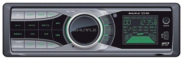 Автомагнитола Shuttle SCD-480