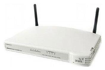 Wi-Fi роутер 3COM 3CRWER200-75-ME