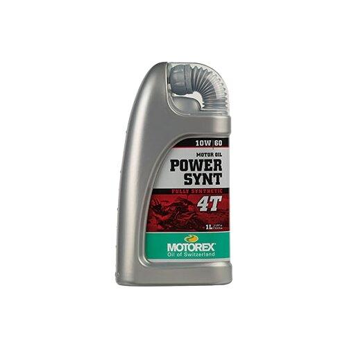 Фото - Синтетическое моторное масло Motorex Power Synt 4T 10W-60 1 л синтетическое моторное масло motorex power synt 4t 5w 40 4 л