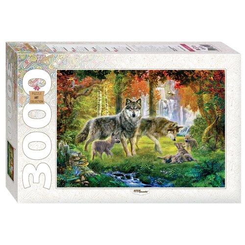 Пазл Step puzzle Art Collection Волки (85013) , элементов: 3000 шт.