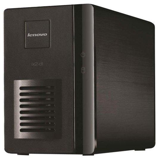 Сетевой накопитель (NAS) LenovoEMC 70A69003NA