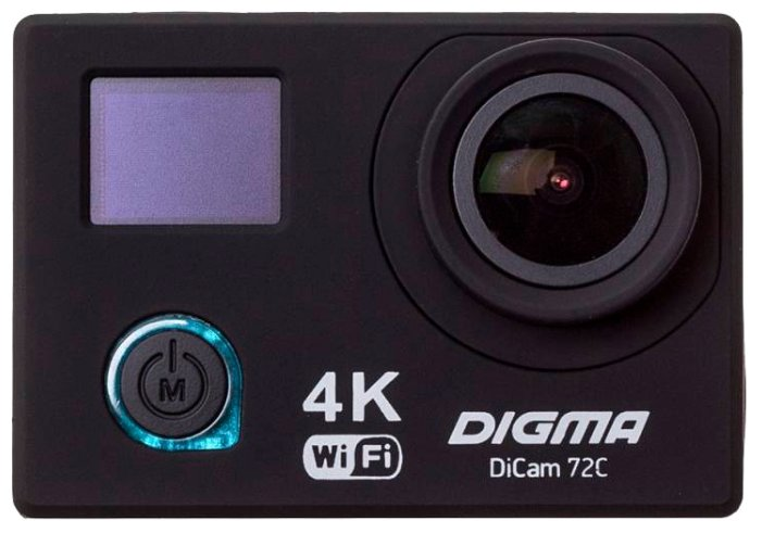 Digma Экшн-камера Digma DiCam 72C