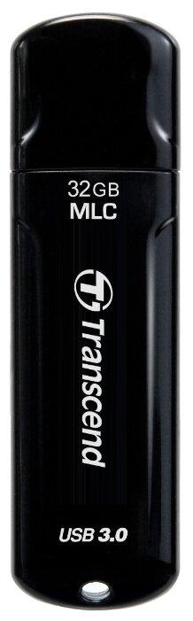 Usb-флешка Flash Drive 32 Gb Transcend JetFlash 790 Black/Blue