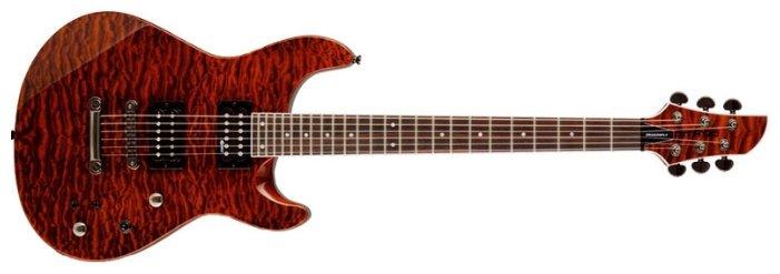 Электрогитара Fernandes Guitars Dragonfly Pro