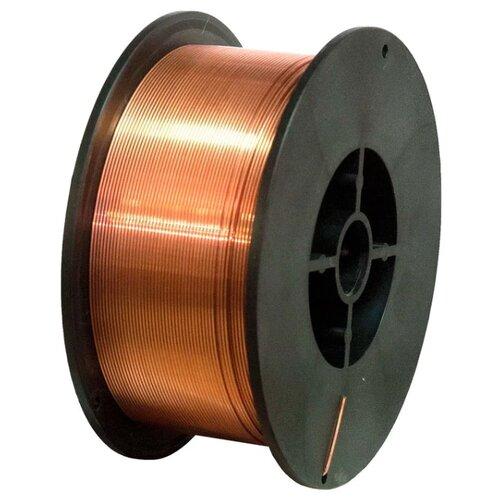 Проволока из металлического сплава Кратон ER-70S-6 0.8мм 1кг проволока из металлического сплава барс er 70s 6 0 8мм 1кг