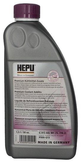 Антифриз Hepu P999 G13,