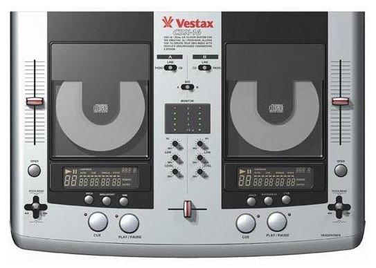 DJ CD-проигрыватель Vestax CDX-16
