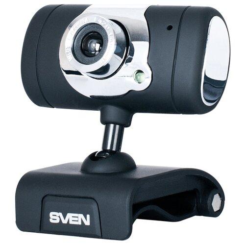 Веб-камера SVEN IC-525, черный