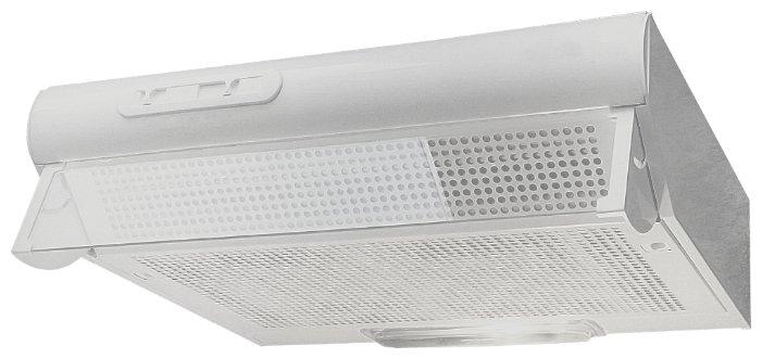 Electrolux Вытяжка козырьковая  EFT600/2 белый управление: ползунковое (1 мотор)