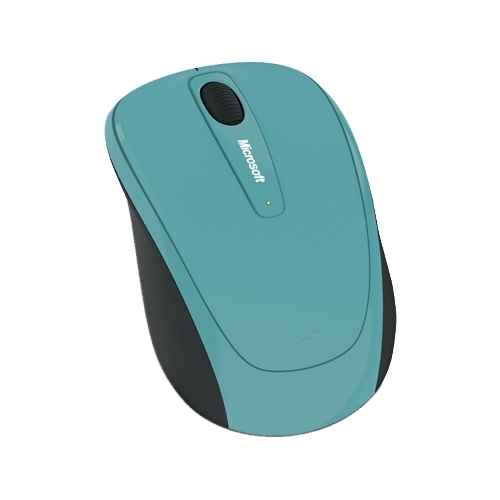 Мышь Microsoft Wireless Mobile Mouse 3500 Limited Edition Coastal Blue USB