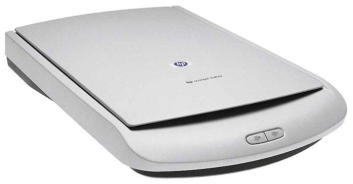 Сканер HP ScanJet 2400C