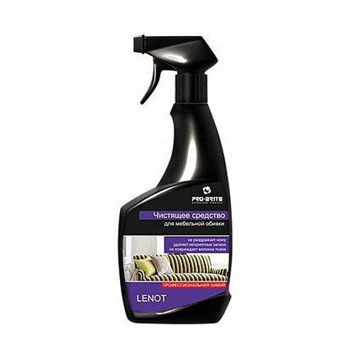 Pro-Brite Чистящее средство для мебельной обивки Lenot 0.5 л чистящее средство для кухни pro brite mario 400г