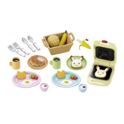 Купить Игровой набор Sylvanian Families Завтрак 2956, Игровые наборы и фигурки