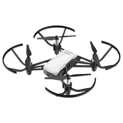 Квадрокоптер Ryze Tech Tello Boost Combo белый/черный drone dji tello boost combo
