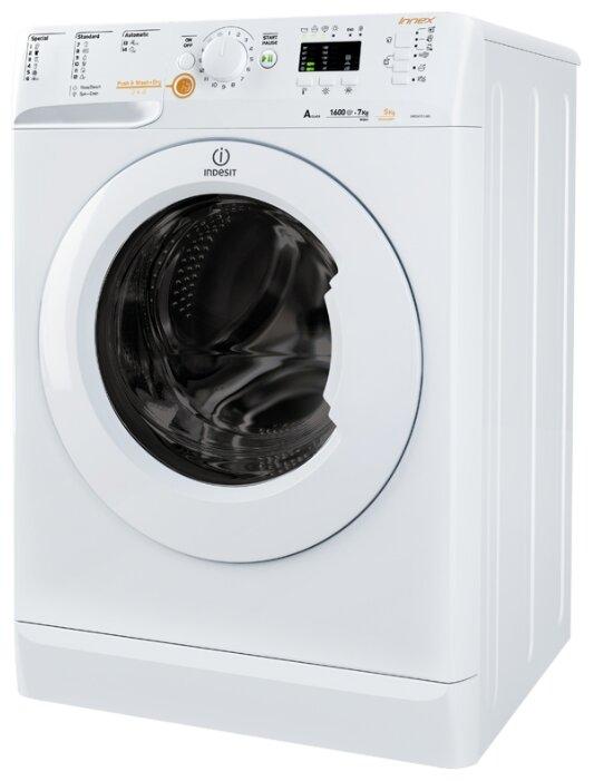 Стиральная машина Indesit XWDA 751680X W EU белый