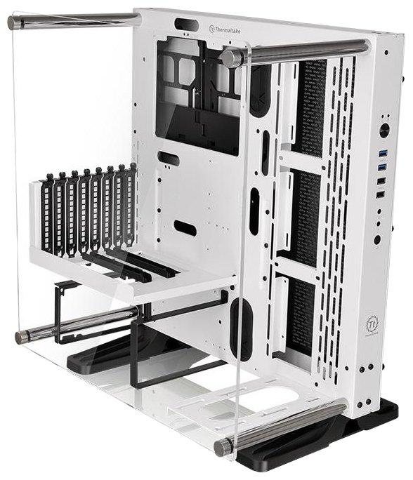 Thermaltake Компьютерный корпус Thermaltake Core P3 CA-1G4-00M6WN-00 White
