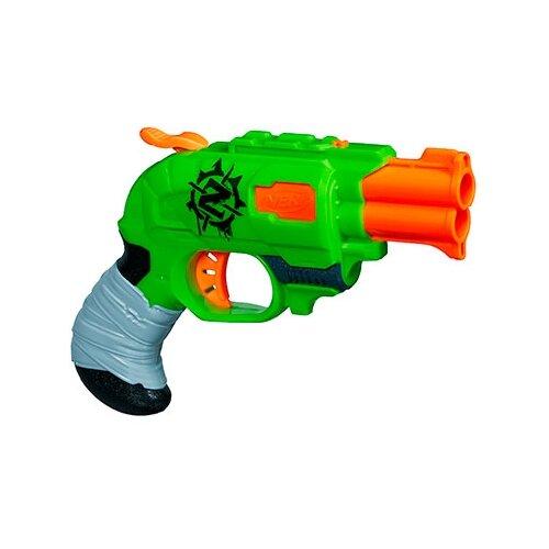 Купить Бластер Nerf Зомби Страйк Двойная Атака (A6562), Игрушечное оружие и бластеры