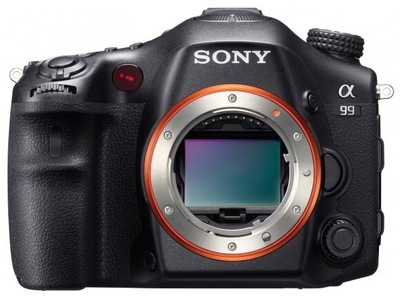 Sony Alpha SLT-A99 Body Black